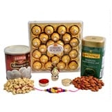 Rakhi Express Delivery to India